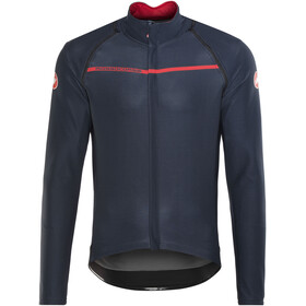 Castelli Perfetto Convertible Jacket Men dark infinity blue